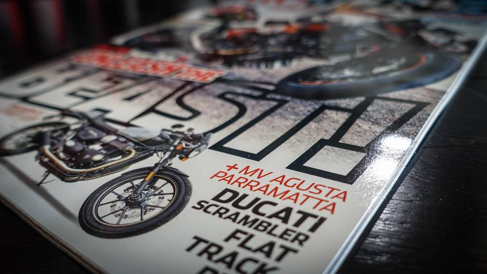 MVAP Featured In Two Wheels Magazine