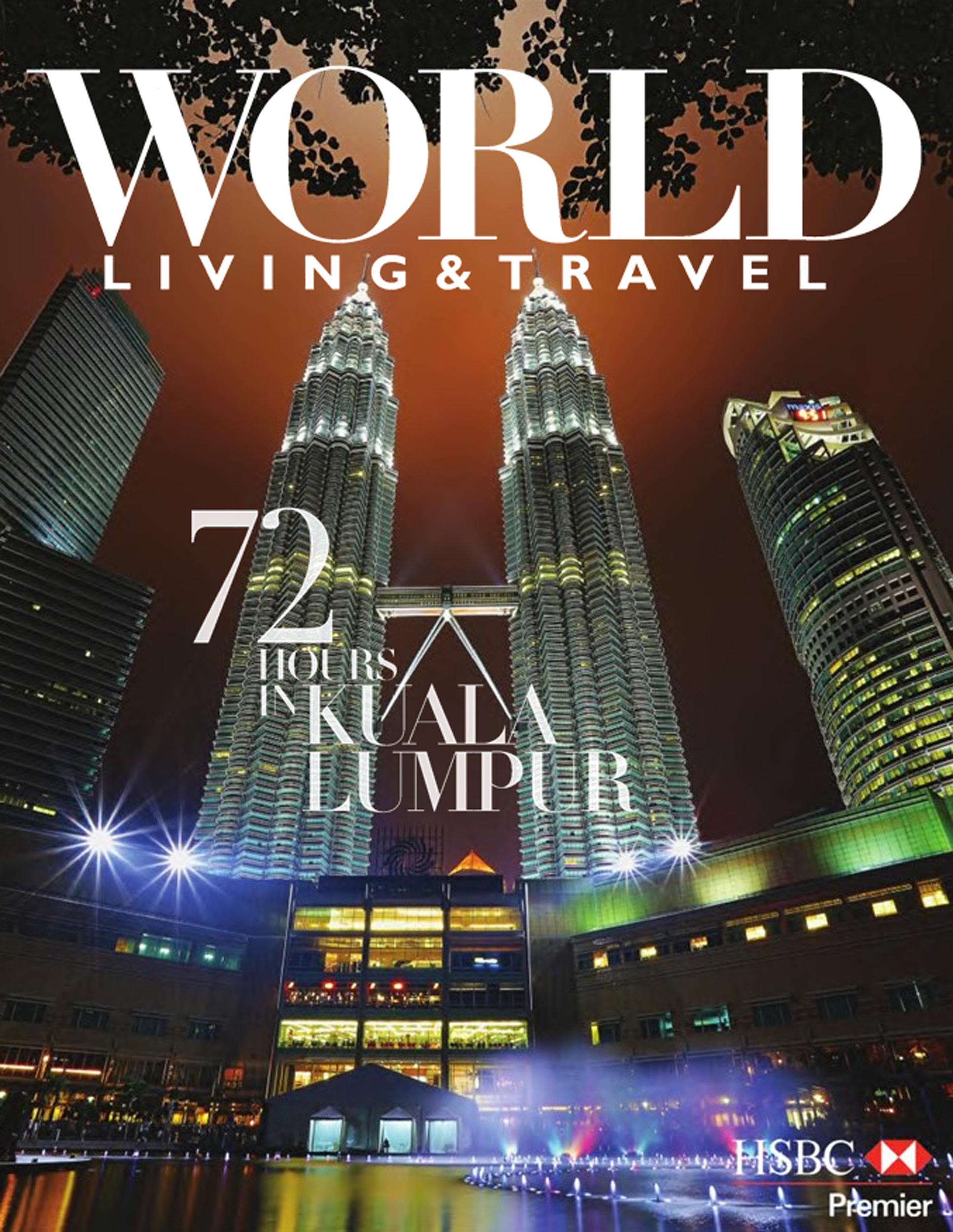 We were delighted to be featured in the prestigious lifestyle publication: